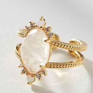 Eloquent Marquis Ring